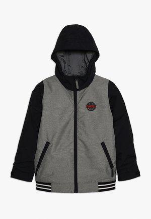 GAME DAY  - Snowboardjacka - mottled grey/black