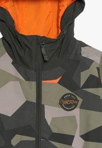 Burton - GAME DAY  - Snowboardová bunda - dark green - 5