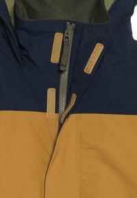Burton - SYMBOL - Snowboardjacka - dress blue - 2