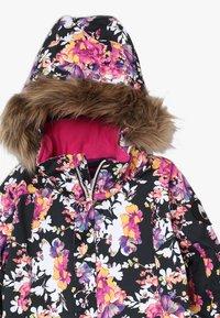 Burton - BENNETT SECRET GARDEN - Snowboardová bunda - multi-coloured/black - 4