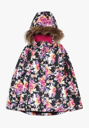 BENNETT SECRET GARDEN - Chaqueta de snowboard - multi-coloured/black