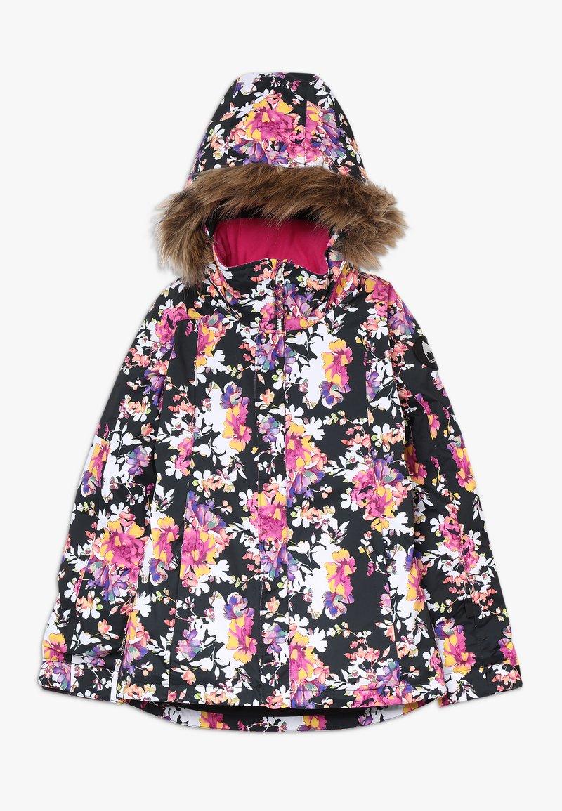 Burton - BENNETT SECRET GARDEN - Snowboardová bunda - multi-coloured/black
