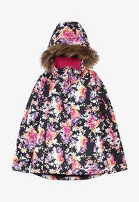 Burton - BENNETT SECRET GARDEN - Snowboardová bunda - multi-coloured/black - 3
