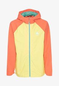 Burton - WINDOM RAIN - Hardshellová bunda - pink sherbet/multicolor - 0