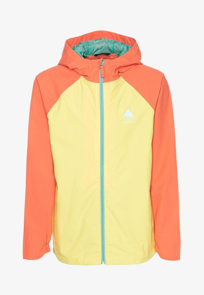 Burton - WINDOM RAIN - Hardshellová bunda - pink sherbet/multicolor