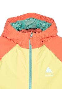 Burton - WINDOM RAIN - Hardshellová bunda - pink sherbet/multicolor - 2