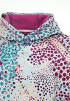 Burton - GIRLS CROWN  - Fleece jumper - stout white dots