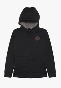 Burton - CROWN - Fleecová bunda - true black - 0