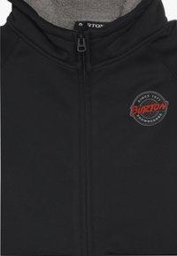 Burton - CROWN - Fleecová bunda - true black - 4