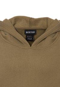 Burton - ELITE - Jersey con capucha - martini olive - 2