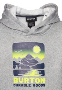 Burton - OAK - Hoodie - gray heather - 2