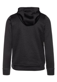 Burton - OAK - Sweat à capuche - true black heather - 1