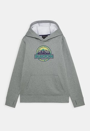OAK - Hoodie - gray heather