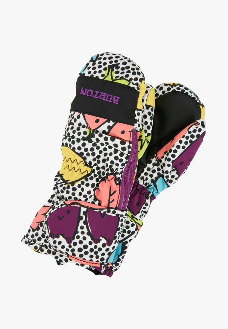Burton - TODDLER MITT HOOS THERE - Fäustling - multi-coloured/purple/white