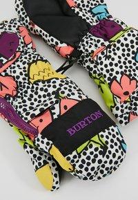 Burton - TODDLER MITT HOOS THERE - Wanten - multi-coloured/purple/white - 3