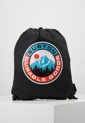 CINCH BAG - Drawstring sports bag - true black