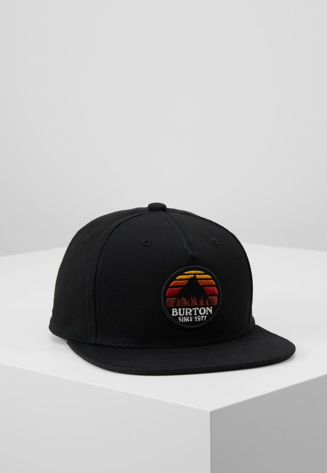 Mütze - true black