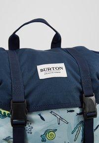 Burton - OUTING - Batoh - light blue/dark blue - 4