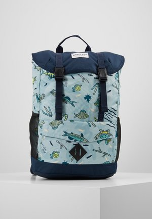 OUTING - Rucksack - light blue/dark blue