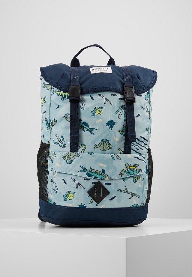 OUTING - Tagesrucksack - light blue/dark blue
