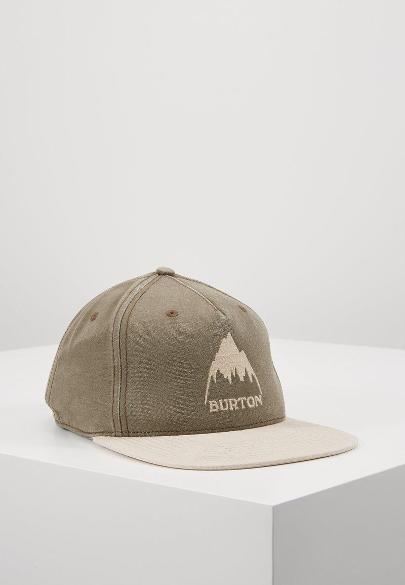 Burton - ROUSTABOUT  - Kšiltovka - keef