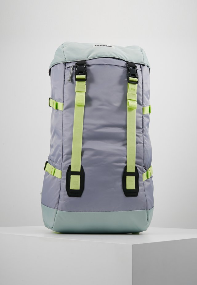 TINDER 2.0 - Rucksack - lilac gray flt satin