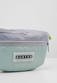 Burton - HIP PACK - Rumpetaske - lilac gray flight satin - 7