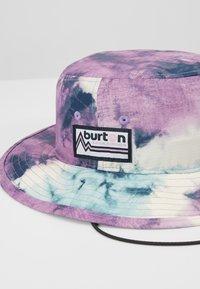 Burton - GREYSON BOONIE HAT - Hatt - ether blue tidal dye - 6