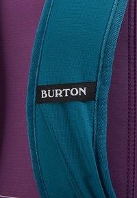 Burton - PROSPECT 2.0 20L SOLUTION DYED BACKPACK - Ryggsäck - deep lake teal - 2