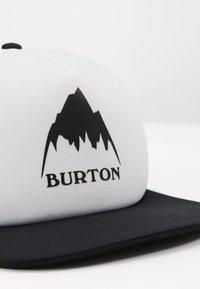 Burton - TRUCKER HAT - Gorra - stout white - 6