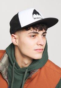 Burton - TRUCKER HAT - Gorra - stout white - 1