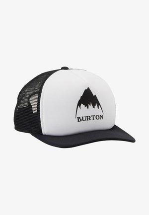 TRUCKER HAT - Gorra - stout white