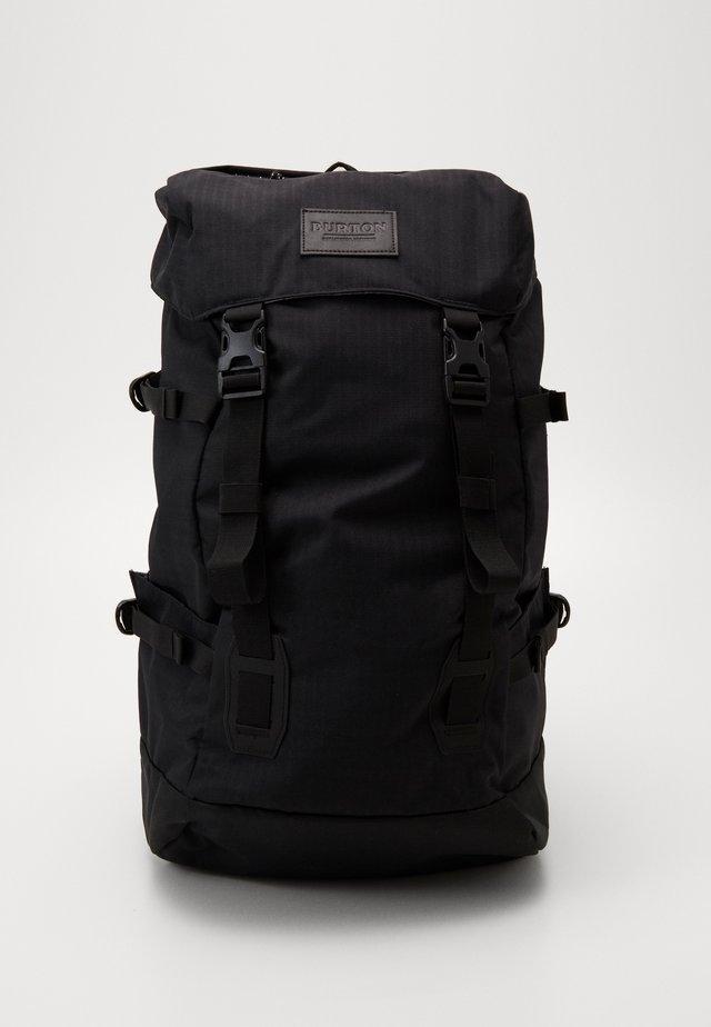 TINDER 2.0 TRIPLE - Tagesrucksack - black
