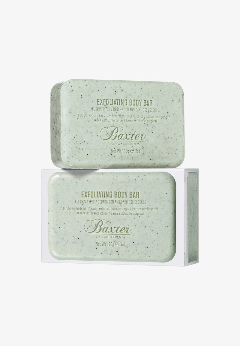 Baxter of California - EXFOLIATING BODY BAR 198G - Soap bar - neutral