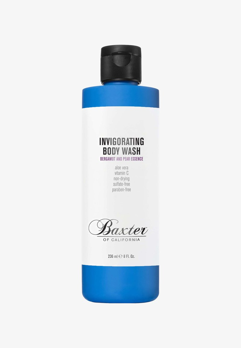 Baxter of California - INVIGORATING BODY WASH 236ML - Gel douche - blue bergamot and pear essence