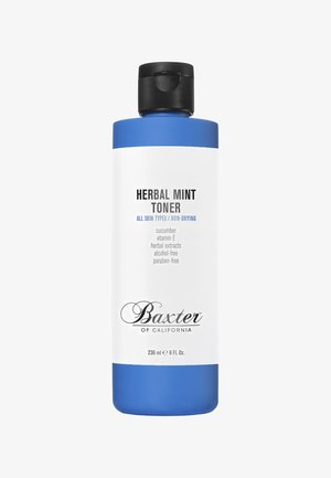 HERBAL MINT TONER 236ML - Ansigtsvand - blue
