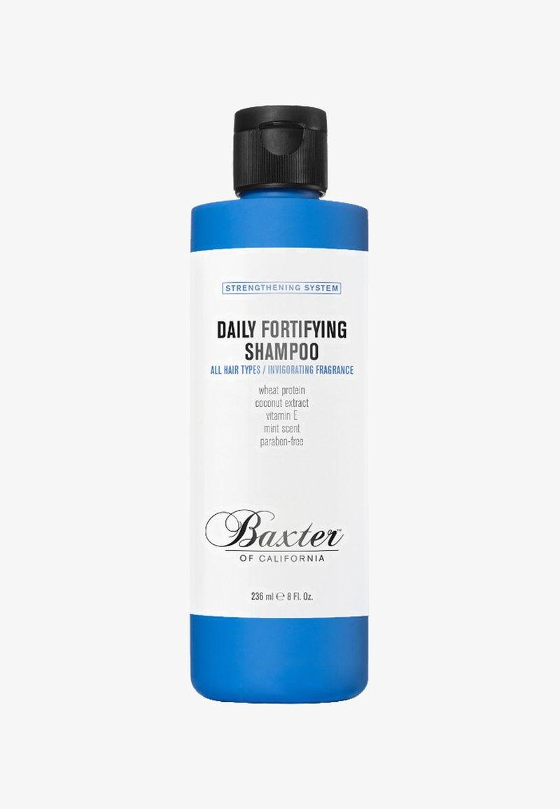 Baxter of California - DAILY FORTIFYING SHAMPOO 236ML - Shampoo - blue