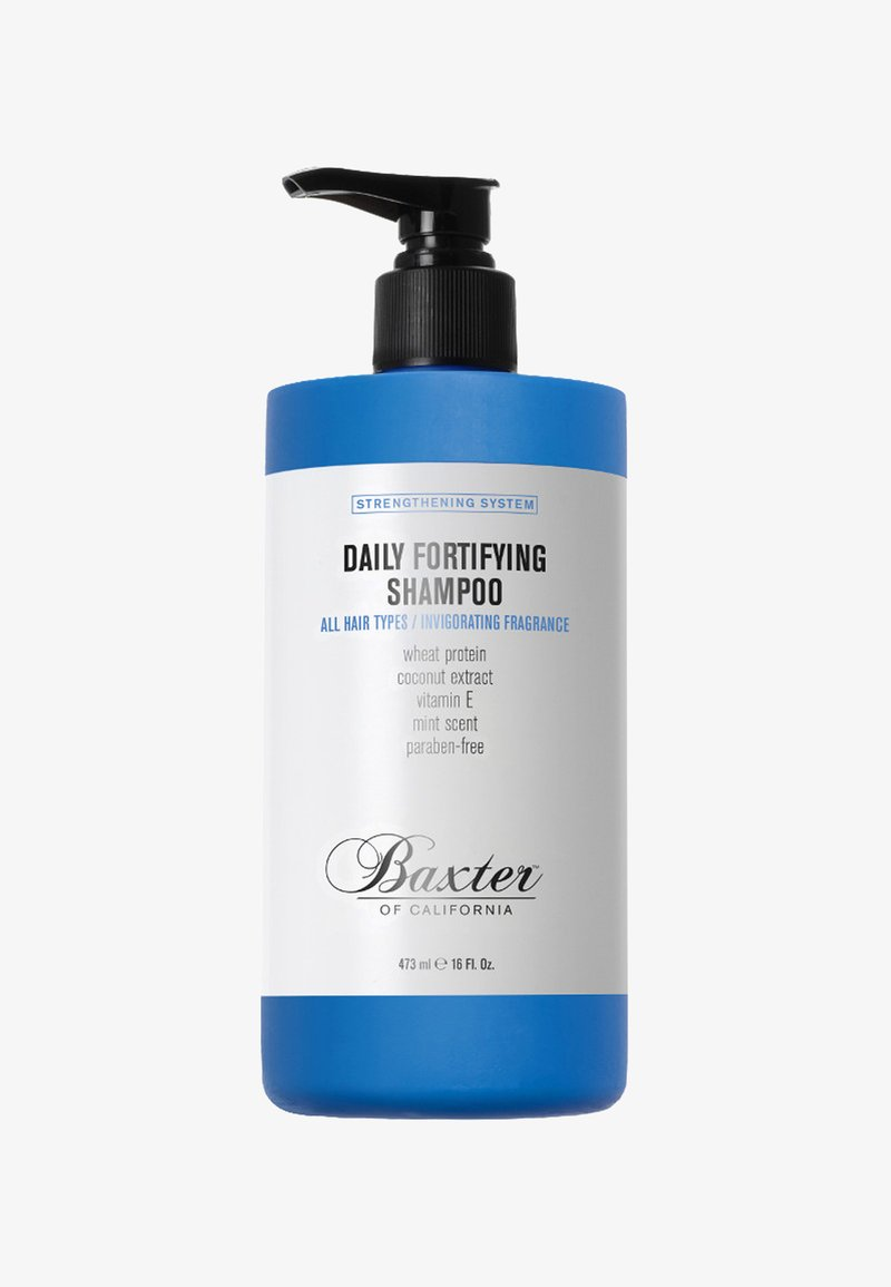 Baxter of California - DAILY FORTIFYING SHAMPOO 473ML - Shampoing - blue