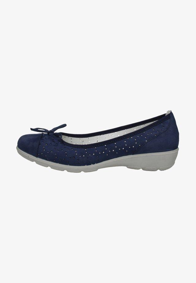 Klassischer  Ballerina - blue