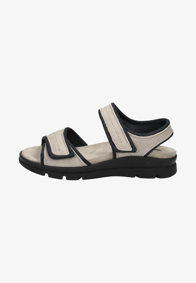 Walking sandals - beige