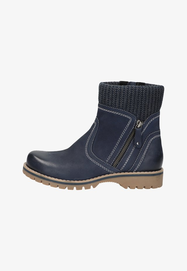 Korte laarzen - blue