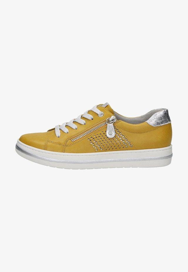 Sneaker low - yellow