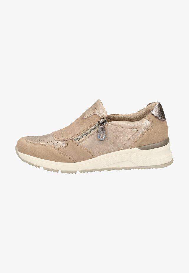 BAMA SNEAKER - Sneakers laag - hellbraun 43
