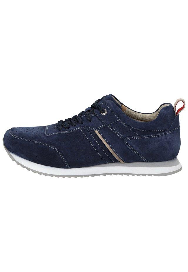 BAMA SNEAKER - Sneakers laag - dunkelblau 21