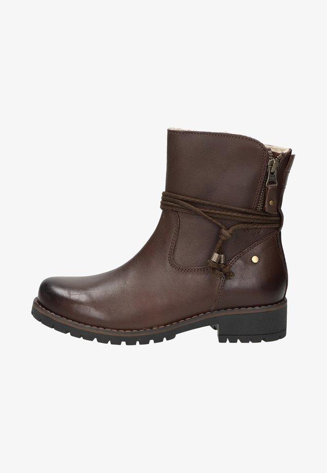 Snowboots  - medium brown