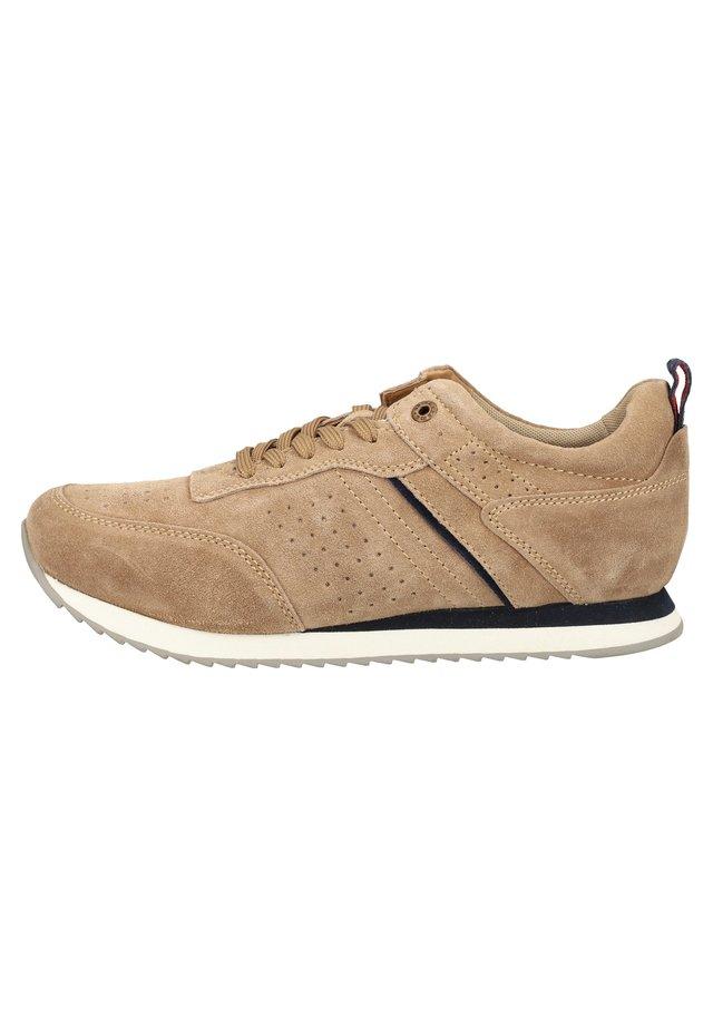 BAMA SNEAKER - Trainers - brown