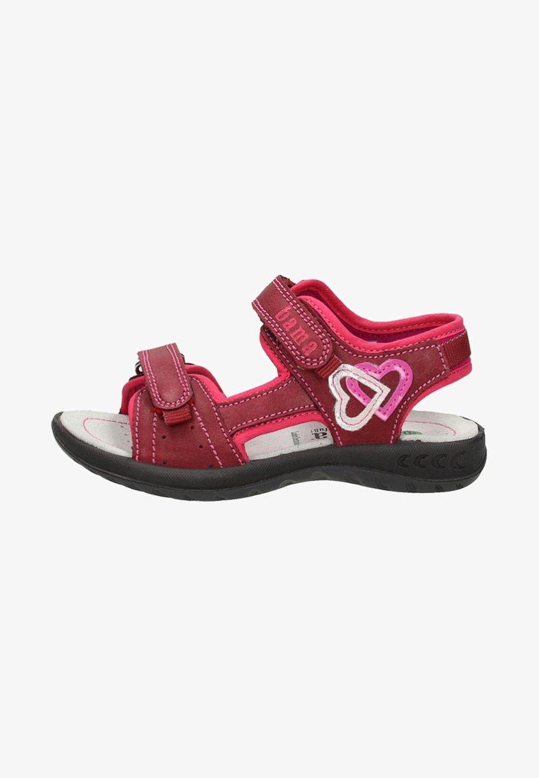 Bama - Sandaler - red