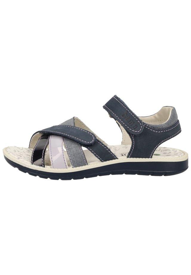 BAMA SANDALEN - Sandals - dunkelblau 21