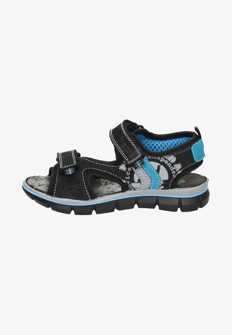 Bama - Sandały trekkingowe - black