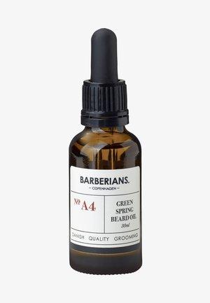 GREEN SPRING BEARD OIL - Beard oil - -